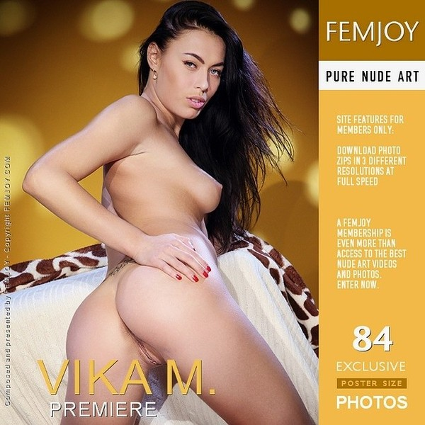 Fem Joy - 2014-02-26 - Vika M. - Premiere - By Peter Olssen 84 2667X4000