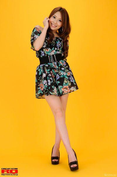 RQ-STAR NO.0342 Mai Asano 浅野舞 Private Dress
