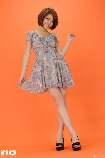 RQ-STAR NO.0457 Akari Arimura 有村亜加里 Private Dress