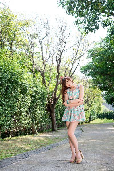 Miss布丁 花博園區
