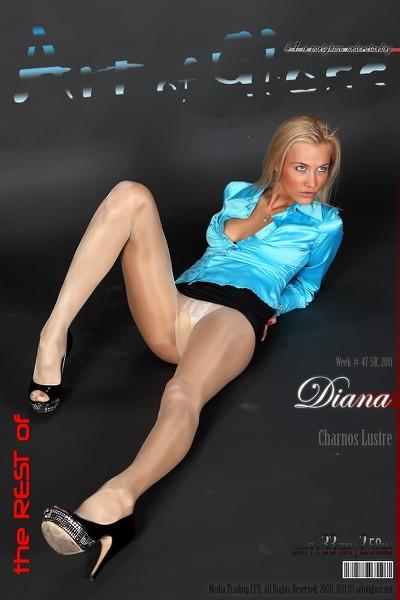 Art of Gloss - 2011 Week 47-5R - Diana  Charnos Lustre Part V 33 1310X1966