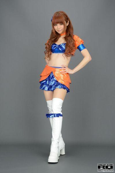 RQ-STAR NO.0833 Aine Sayuka 朔矢あいね Race Queen