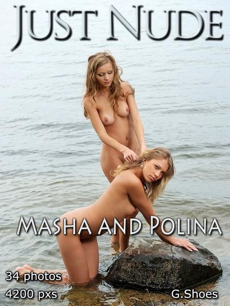 JustNude - 2010-01-04 - Masha And Polina - Set 668 - By Georg Shoes