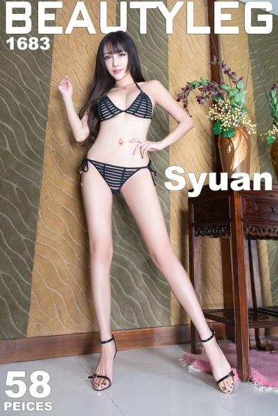 腿模Beautyleg 2018.11.07 美腿写真 No.1683 Syuan
