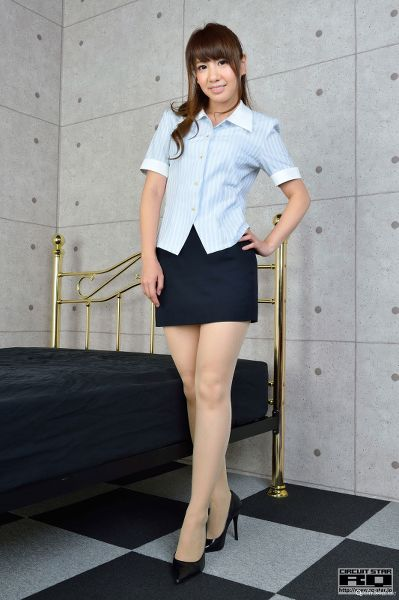 RQ-STAR NO.0864 ERISA Office Lady