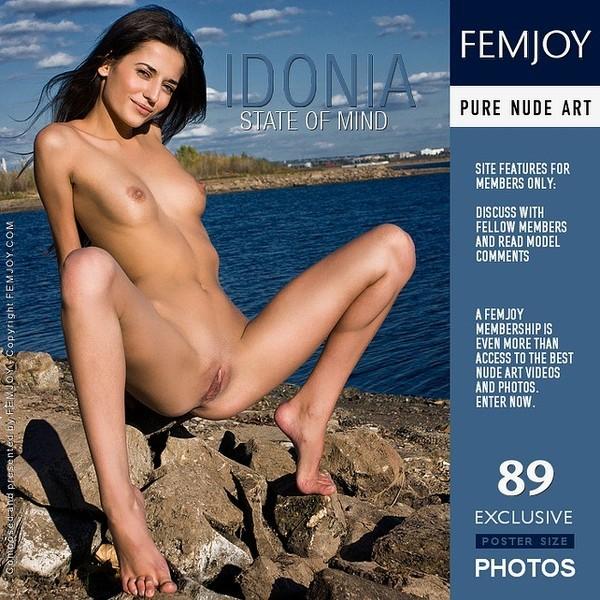 Fem Joy - 2010-05-26 - Idonia - State Of Mind - By Pasha Lisov 89 2667X4000