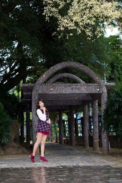 小紫(Vanessa Chien) 雙溪公園