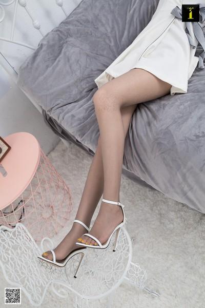 IESS异思趣向 丝享家517:《令人惊艳的美甲》新模 可乐