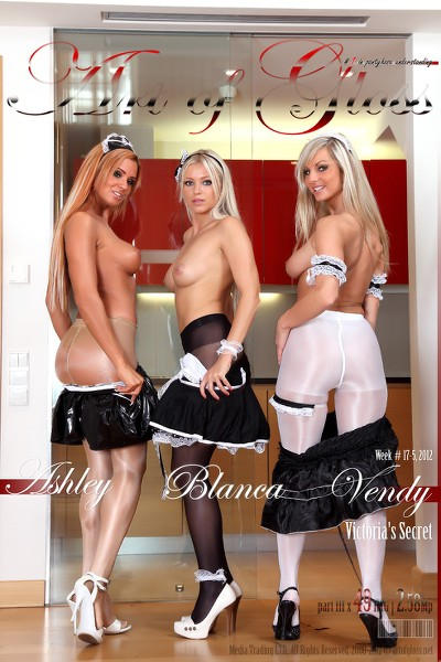 Art of Gloss - 2012 Week 17-5 - Ashley Blanca Vendy  Victorias Secret Part Iii 49 1310X1966