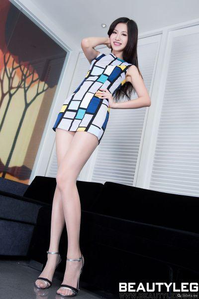 BeautyLeg 高清图像 2014-12-05 No.1061 Vicni