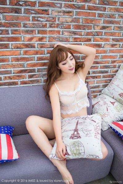 IMISS 爱蜜社 2016.03.29 VOL.074 黄歆苑