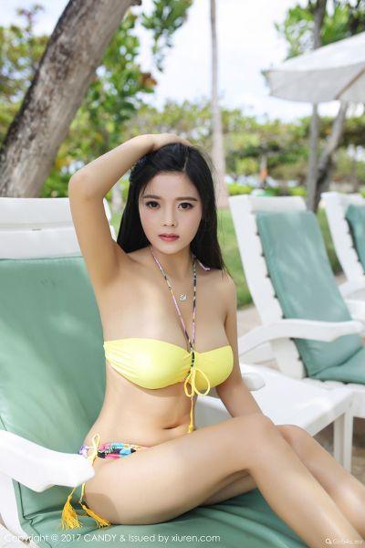 CANDY 糖果画报 2017.07.05 VOL.025 林美惠子Mieko