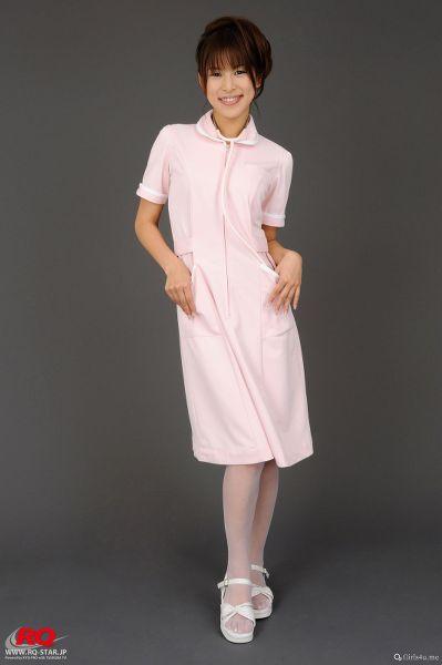 RQ-STAR NO.0019 Umi Kurihara 栗原海 Nurse Costume