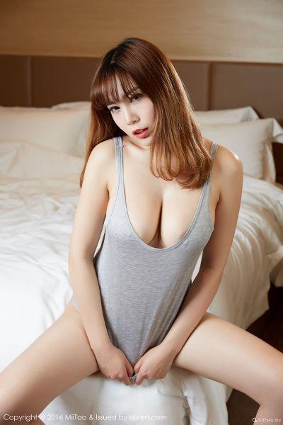 MiiTao 蜜桃社 2016.06.21 VOL.016 沐子熙V