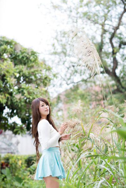 夏晴(Miso) 植物園