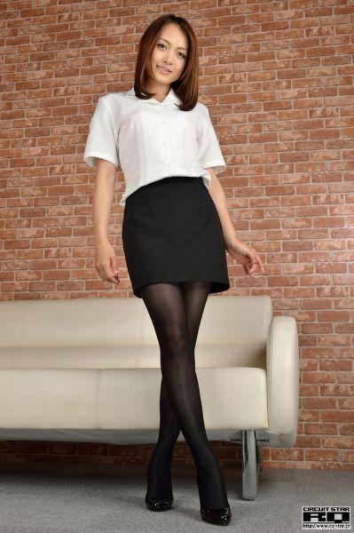 RQ-STAR NO.1019 Rina Itoh いとうりな Office Lady