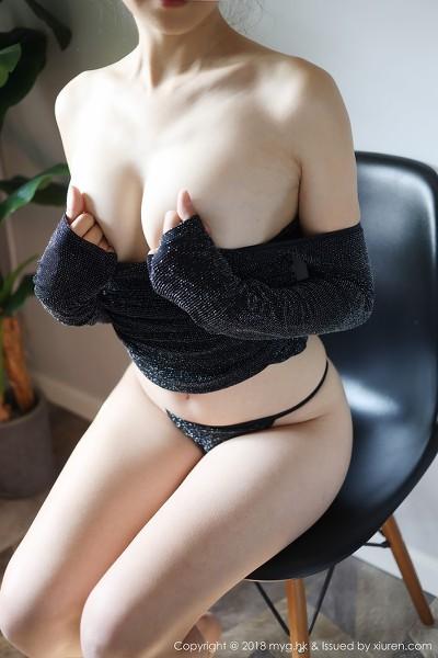 MyGirl 美媛馆 2018.10.16 VOL.321 狐小妖Baby