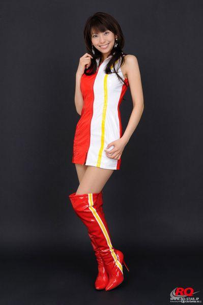 RQ-STAR NO.0013 Honoka Asada 浅田ほのか Race Queen – 2008 Jim Gainer