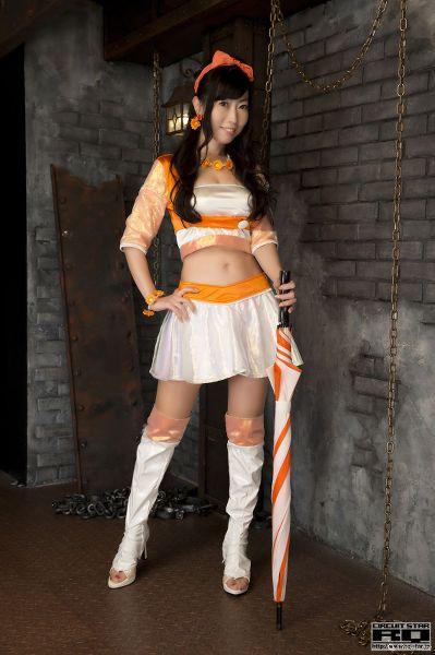 RQ-STAR NO.0998 Nanako Hayama 葉山なな子 Race Queen