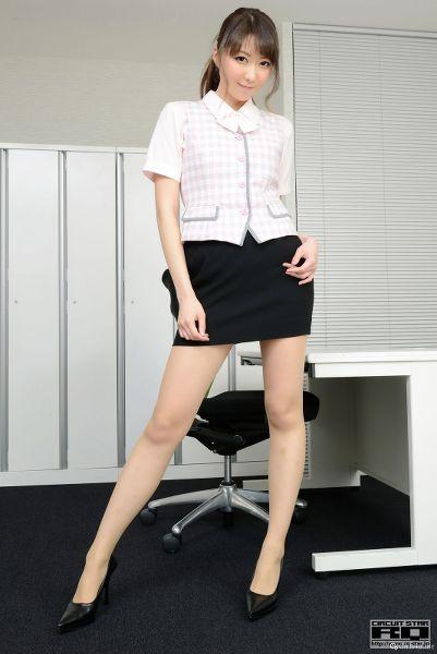 RQ-STAR NO.0903 Maria Abe 安部まりあ Office Lady
