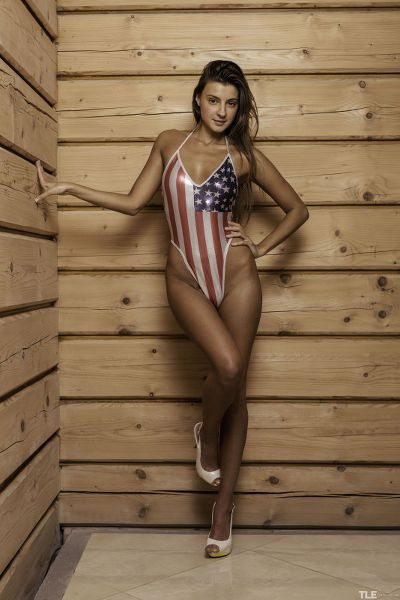 TheLifeErotic - 2017-09-24 - Melena A - America The Beautiful 1 - By Charles Lakante