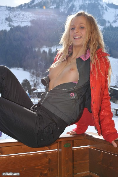 Eroberlin - 2008-07-11 - Anna Safina - Ski Vacation Austria