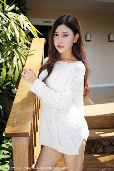 MyGirl 美媛馆 2015.10.09 VOL.160 Milk楚楚