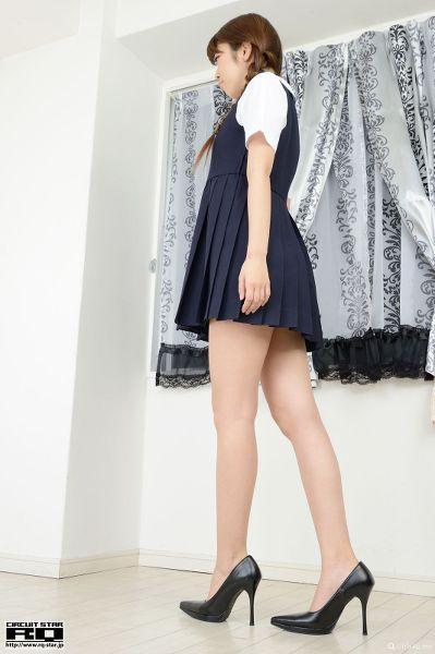 RQ-STAR NO.0912 Chitose Shinjyo 新庄千歳 School Girl