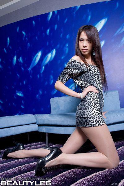 BeautyLeg 高清图像 2009-11-27 No.354 Yen