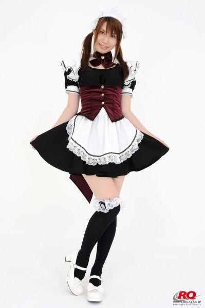 2018-04-19/RQ-STAR/NO.0006/[RQ-STAR] No.0006 Aki Kogure 小暮あき [Maid Costume] [150P266MB].zip/216540..jpg