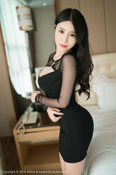 MiStar 魅妍社 2018.03.22 VOL.217 谢芷馨Sindy