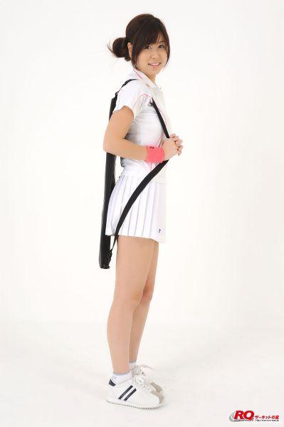 RQ-STAR NO.1120 Airi Nagasaku 永作あいり Tennis Wear