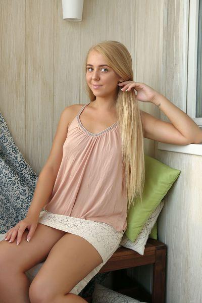 EroticBeauty - 2017-02-28 - Hanna C - On The Balcony - By Anton Volkov
