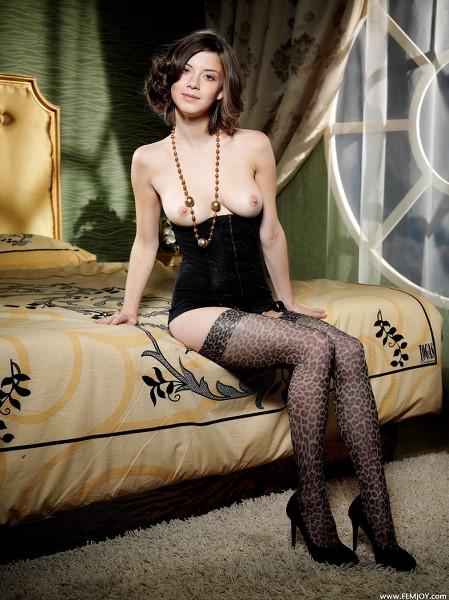 FemJoy - 2012-10-24 - Danica - Bedroom Secrets - By Tony Murano