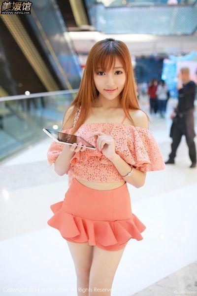 XIUREN 秀人网 2014.05.16 NO.135 王馨瑶yanni