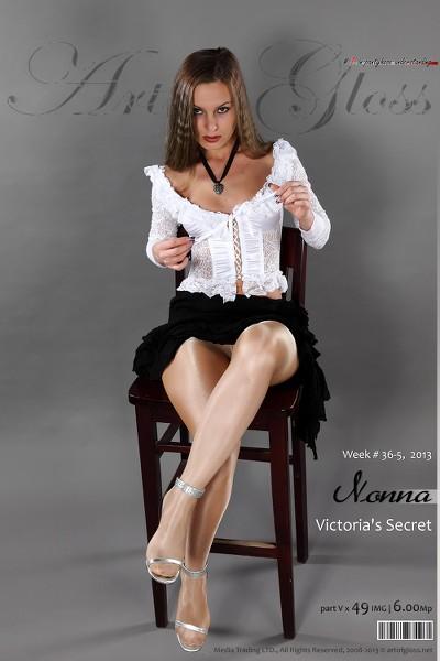 ArtofGloss - 2013 Week 36-5 - Nonna & Victorias Secret Glossy Smooth Part V