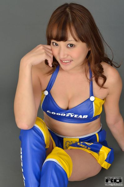 RQ-STAR NO.0704 Yurika Aoi 葵ゆりか Race Queen