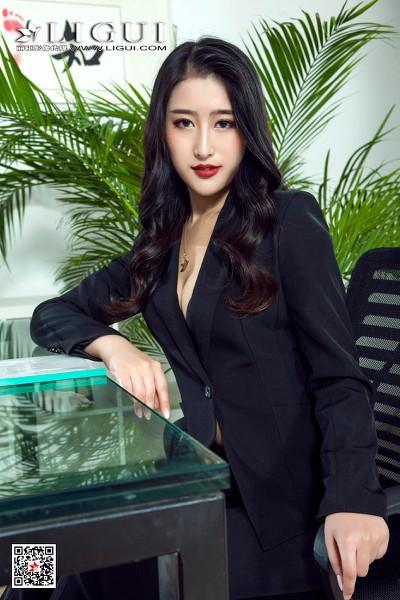 Ligui丽柜 2019.04.29 Model 《职场新秀》- 拉拉