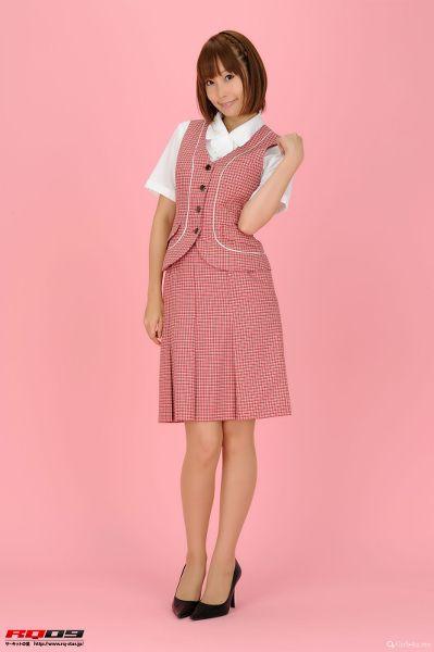 RQ-STAR NO.0209 Miyu Tokunaga 徳永末遊 Office Lady