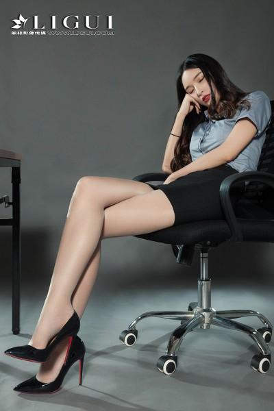 Ligui丽柜 2018.11.02 Model 雪糕&小戈
