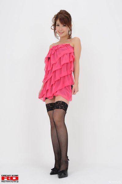 RQ-STAR NO.0446 Maika Misaki 三咲舞花 Private Dress