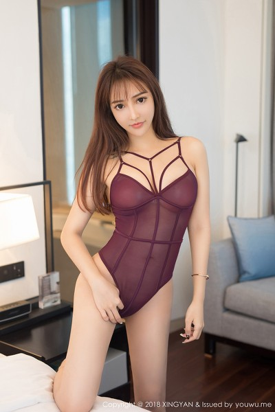 XINGYAN 星颜社 2018.09.26 VOL.086 安安Angel