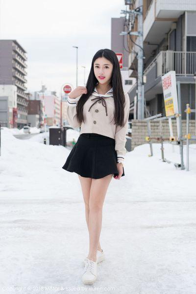 MiStar 魅妍社 2018.03.21 VOL.216 陈嘉嘉Tiffany