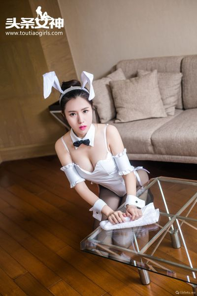 toutiaogirls - 2016-08-21 - xiao xi - rabbit maid