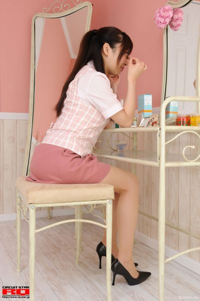 RQ-STAR NO.0519 Mayuka Kuroda 黒田万結花 Office Lady