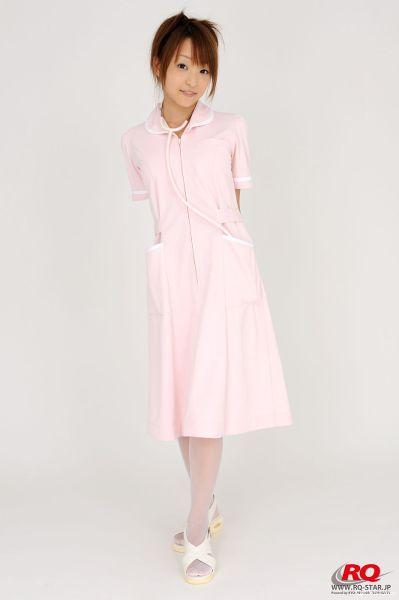RQ-STAR NO.0083 Mio Aoki 青木未央 Nurse Costume