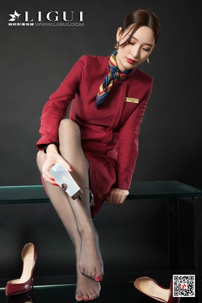 Ligui丽柜 2019.10.09 雪糕 丝柔护理之南航空姐