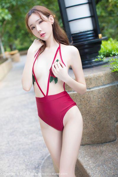 IMISS 爱蜜社 2017.12.15 VOL.205 萌琪琪Irene