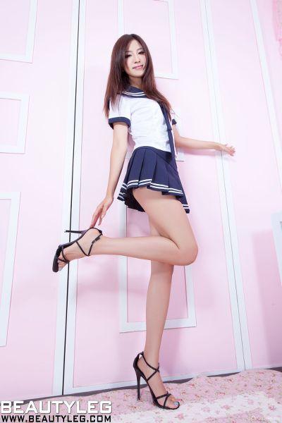 BeautyLeg 高清图像 2013-11-11 No.894 Vicni