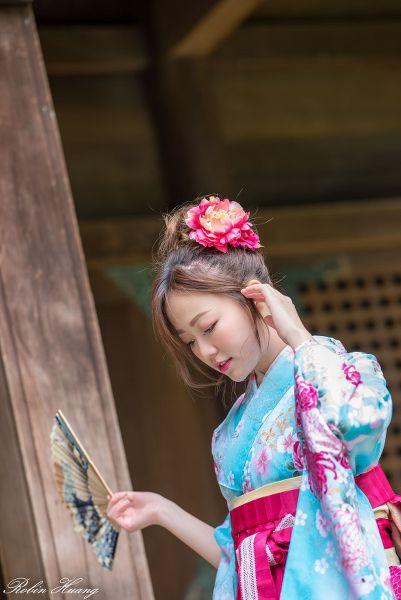 台湾外拍 2018-03-16 陳思綺(Pocky) 桃園神社